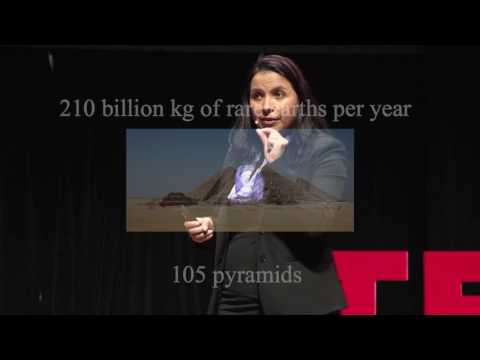 The BIG Potential of SMALL Organisms: Cleaning our Environment... | Cecilia Martinez-Gomez | TEDxMSU