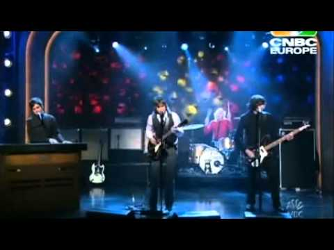 Louis XIV - Finding Out True Love Is Blind [Live on Late Night with Conan O'Brien]