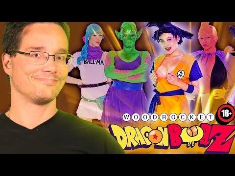 PARODIA ADULTA DE DRAGON BALL Z #React
