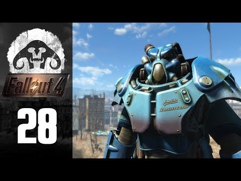 FALLOUT 4 (Chapter 5) #28 : A cat's the only cat who knows where it's at