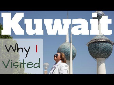 Why I Visited Kuwait  -  لماذا أزور الكويت