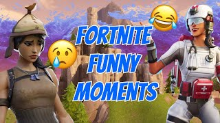 Fortnite Funny Moments + Clips