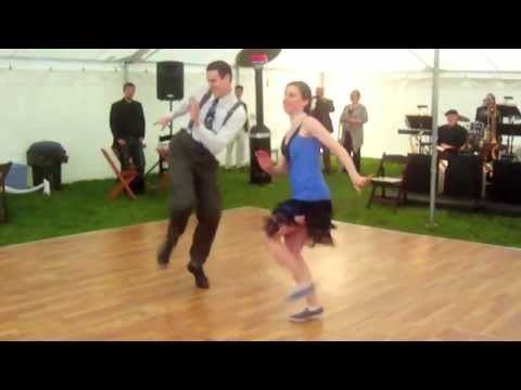 Swing Dance Performance: O'More College of Design