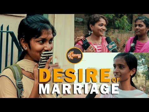 Opinion About Marriage Desire   A Frank Talk Show #24   Madurai 360
