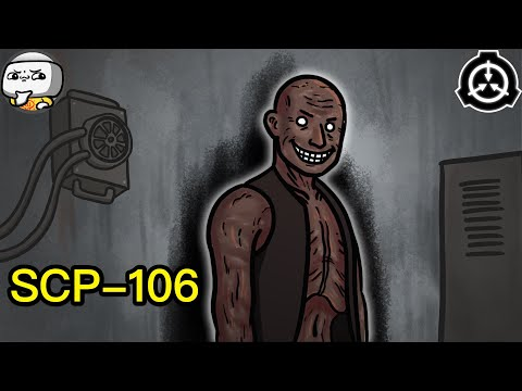 SCP-106 The Old