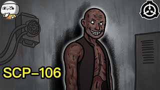 SCP-106 The Old Man (SCP Animation)