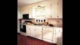 Plain White Kitchen Cabinets