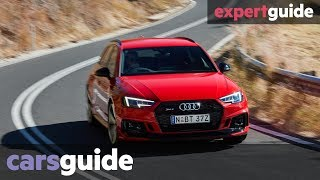 Audi RS4 2018 review