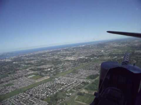 B-17 Sentimental Jounrey Flight