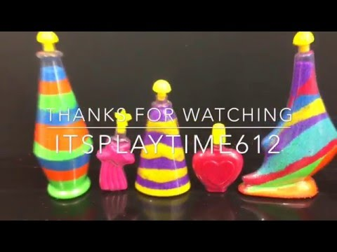 Fun Learning Colors with Create Your Own Sand Art | itsplaytime612