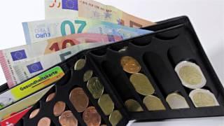 Produktvideo zu Geldbeutel mit einzelnen Münzfächern EiMiX Natur