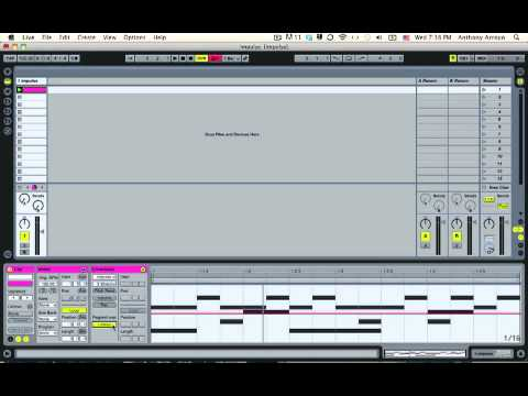 Ableton Tutorial--Why You Should Still Use Impulse