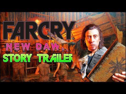 FAR CRY NEW DAWN - Story Trailer & unglaublich viele neue INFOS - Talk thumbnail
