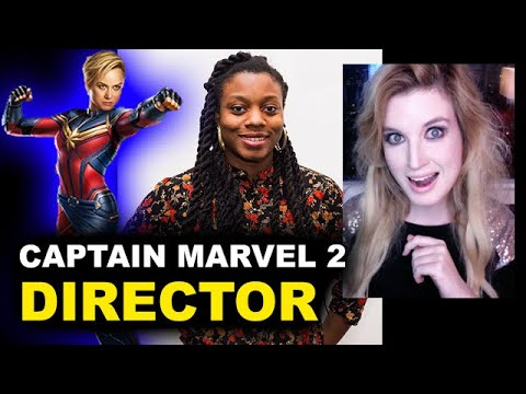 Brie Larson Says Captain Marvel 2 Director Is Best Choice For MCU ...