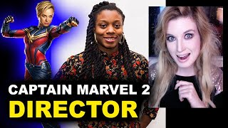 Captain Marvel 2 Director - Nia DaCosta