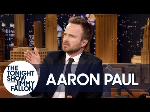 Download Youtube: Rihanna Chased Down Aaron Paul in a Parking Lot