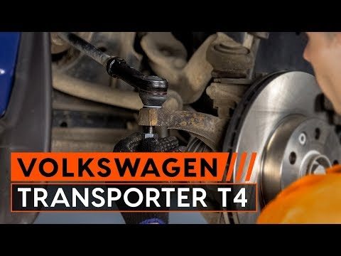 Waching daily jun 16 2018 the you tube how to replace a track rod end on vw transporter t4 70xa van tutorial autodoc duration 344 fandeluxe Image collections