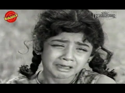 Sridevi  Heart rending acting as Child Star