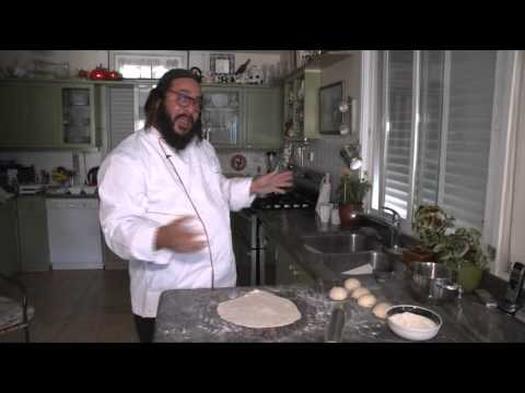 "Cooking with JPost: THe Israeli ""lafa"""