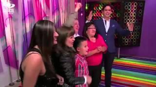 Miguel cantó 'El aventurero' de Paco Miguel - LVK Colombia- Audiciones a ciegas - T1
