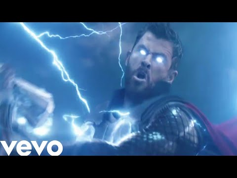 Thor - I'm So Sorry - Imagine Dragons (INFINITY WAR SPOILERS!)
