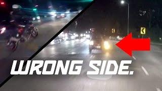 Subscriber catches SNOWCAT VS PRIUS! + Douchey Porsche Driver!
