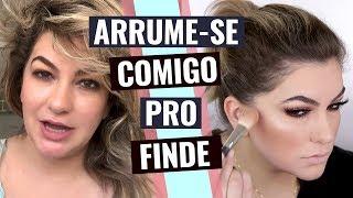 ARRUME-SE COMIGO PRO FIM DE SEMANA POR ALICE SALAZAR