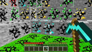 Mining confusion that destroys Minecraft...