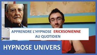 Hypnose: 🎓 Apprendre les Méthodes de Distraction au Quotidien par Erickson