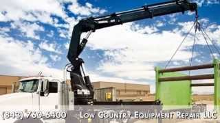 Diesel Engine Repair, Heavy Equipment Repair in North Charleston SC 29418