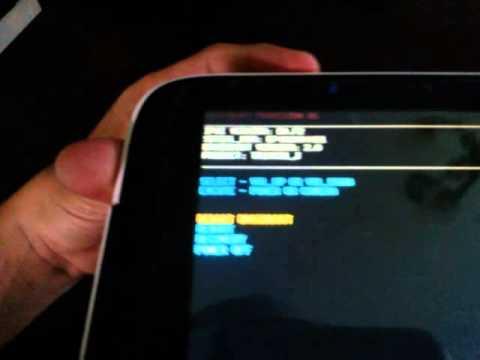 Hard Reset no Tablet Intel TM105 by Suporte Técnico SpaceBR