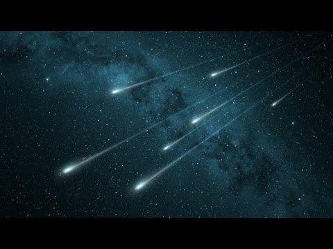 Geminid Meteor Shower - Shooting Stars in Spectacular Display - Must-See Hqdefault