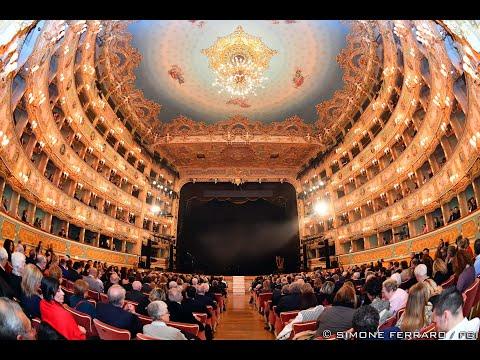 "Venezia - Teatro La Fenice: ""Un salto nella storia - 150° FGI"" (1 aprile 2019/Rai2)"