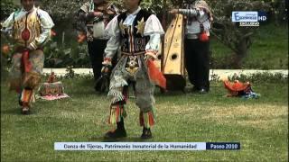 Danza de Tijeras HD (IE 3022 José Sabogal - Paseo Escolar 2010)