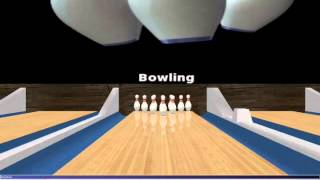 Most unusual strikes in Bowling Evolution pt1