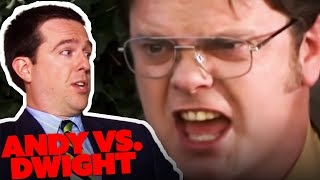 Andy Vs Dwight   The Office US   Comedy Bites