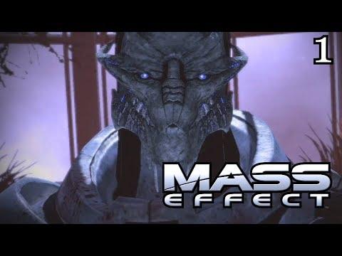 Mass Effect - Столкнулись с Сареном, поделали квестов в Цитадели (моды на Hi-res текстуры)