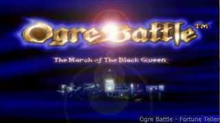 Ogre Battle - Fortune Teller