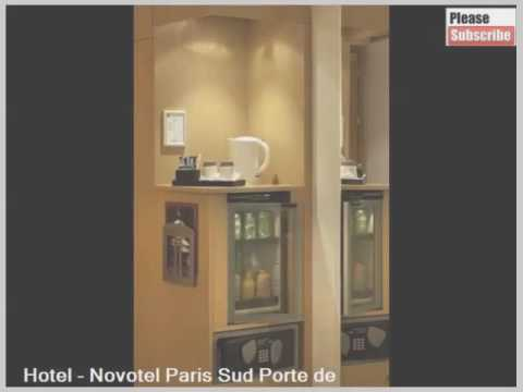 Ideal Hotel In Paris | Novotel Paris Sud Porte De Charenton | Pictures And Info