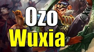 Vainglory Gameplay- Life Stealing Monkey Ozo |WP| Battle Royale
