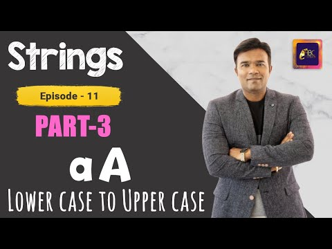 Convert First Letter of Each Word From Lowercase to Uppercase in Java   Java Programs   Part 3