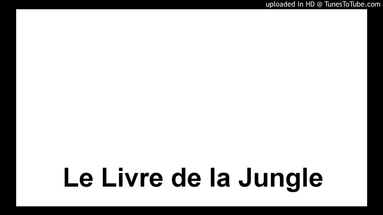 Le Livre de la Jungle - Bibliothèque de l'Aventure