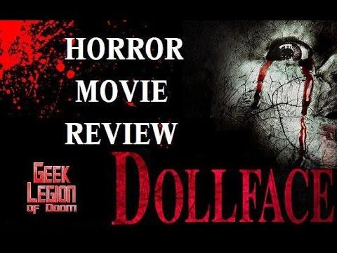 "DOLLFACE ( 2014 Debbie Rochon ) aka DORCHESTER""S REVENGE : THE RETURN OF CRINOLINE HEAD Review"