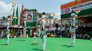 Independents day in bongaon 2016