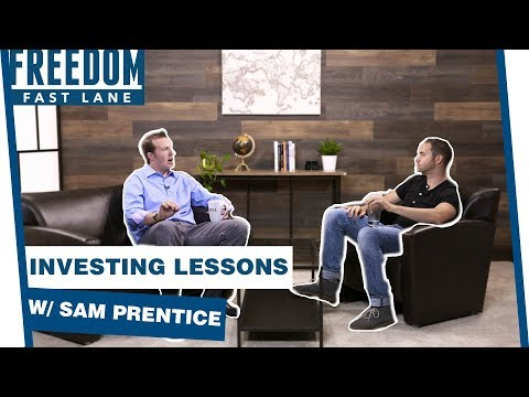 How to Participate in Market Upside Without Any Downside with Sam Prentice