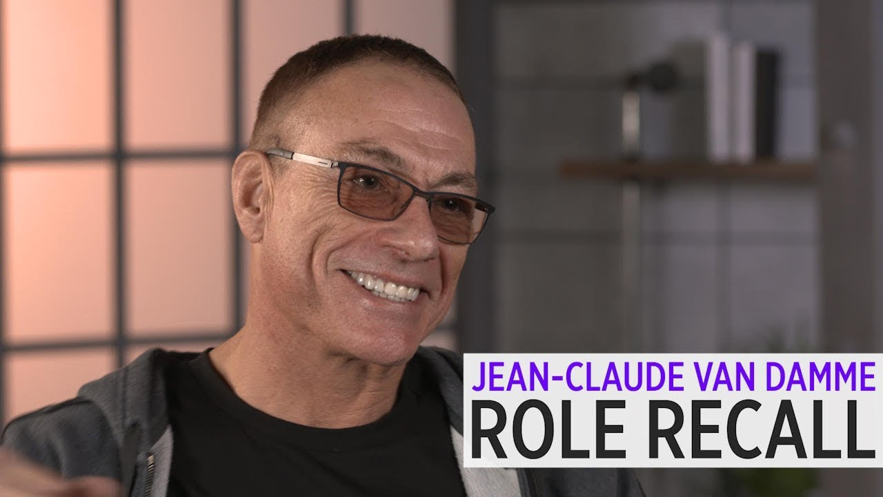 Jean Claude Van Damme Interview About Bloodsport Kickboxer Double Impact And More Youtube