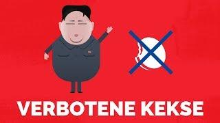 Warum Schokokekse in Nordkorea verboten sind
