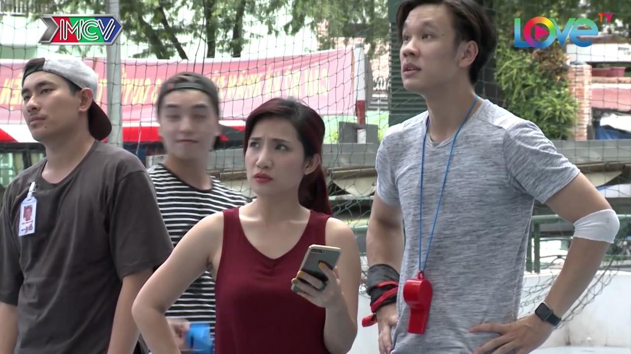 Khi sao Việt thi đấu bóng rổ - Ai chơi giỏi nhất?