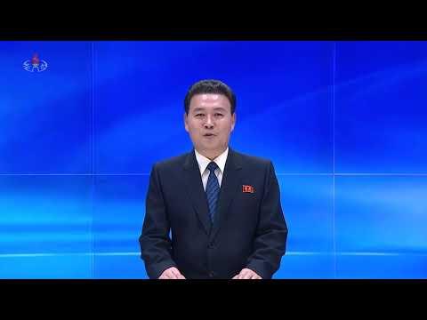 North Korea  KCTV  12/4   20:00 news