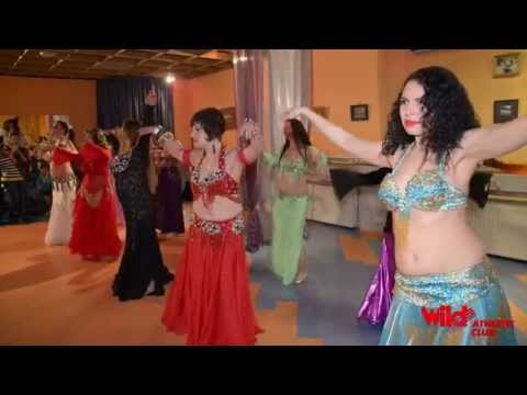 Танец живота для начинающих, уроки танца живота
